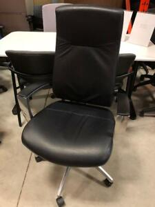 Leather Task Chair - $85