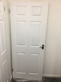 Free Wickes White Internal Door 196cm X 84cm