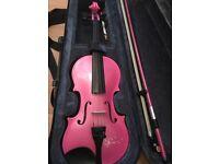 1/8 rainbow fantasia violin