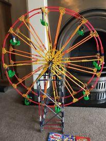 K'NEX Motorised Musical Ferris Wheel