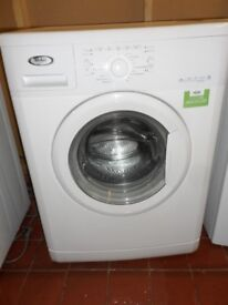 """Whirlpool""Washing machine.. 8kg..Spin-1200...For sale..Can be delivered."