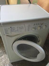 Indesit white 4kg 1000 front loader