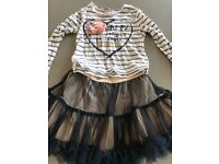 Girls next outfit age 2-3