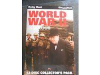 DVDs War Films full set