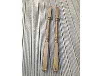 Used Colonial Decking Spindles