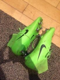 Nike mercurial boots size 5.5