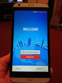 "HTC Desire 530 16GB In Blue 5"" Screen Excellent £50 THIS WEEKEND ONLY *UNLOCKED* *BARGAIN* *REDUCED*"