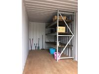 Industrial Racking - Galvinised & in Great Condition.