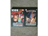 Chris rock comedian 2 DVDS