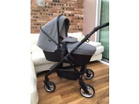 Special edition Silver Cross travel system