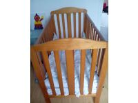 Cot Excellent Condition (Under 2 years old)