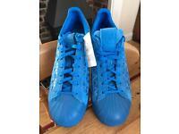 New Adidas Superstars UK size 10