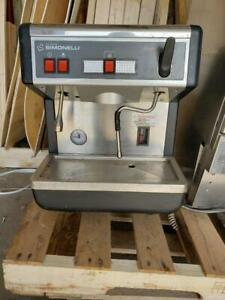 Commercial Espresso Machine - Semi-Automatic Nuova Simonelli Espresso Machine