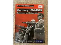 GCSE HISTORY AQA STUDENT TEXTBOOK 9-1