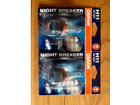 OSRAM H11 NIGHT BREAKER PLUS BULB H11 12V 55W 711NBP (PAIR) -Brand new, £20 or nearest offer