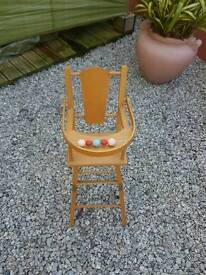 Nice looking chair £12