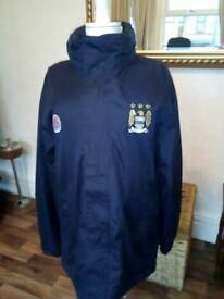 Man City reggata jacket