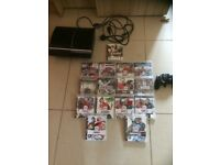 80Gb Play Station 15 including Games and One Controler