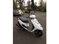 2012 YAMAHA VITY 125cc CLEAN CONDITION £950 LOW MILEAGE