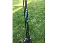Fishing Boat rod and reel