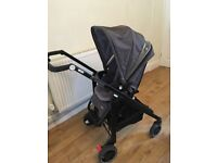Maxi-Cosi Loola 3 pushchair/stroller - concrete grey