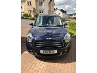 Mini Countryman Cooper Diesel Business Edition 1.6l Midnight Blue GREAT CONDITION, LOW PRICE