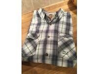 Next Mens Long Sleeved Shirt Size L