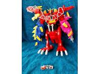 Power Rangers Dino Super Charge Deluxe Megazord