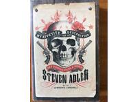 STEVEN ADLER - MY APPETITE FOR DESTRUCTION