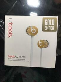Beats by Dr. Dre Urbeats (Gold Edition)