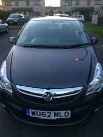 Vauxhall Corsa 1.2 2012 For Sale