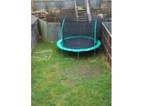 10 Ft diameter - Trampoline in good condition - will dismantle it - pick up from location