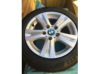 "BMW 16"" Alloy 1 only"