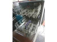 Beko integrated dishwasher