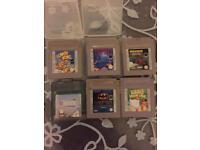 Original Nintendo Gameboy Game Bundle