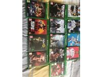 Xbox games (not sold as individuals)