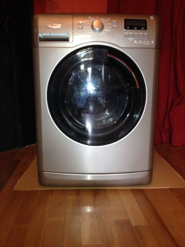 whirlpool 9 kg awoe 9559s 1200rpm 6th sense washing machine energy class a in bradford. Black Bedroom Furniture Sets. Home Design Ideas