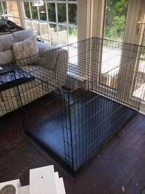 Very large animal cage