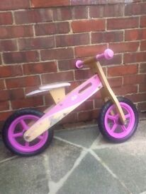 Children's balance bike