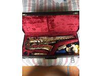 Saxophone (Yamaha Alto Saxophone)