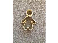 Person cookie cutter 50p