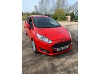 Ford Fiesta titanium 5 door 1.5 diesel very clean car ✅✅