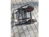 Foldable trolley