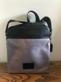 Coach handbag messenger bag travel