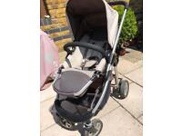 iCandy Cherry Pushchair - Fudge. With accessories.