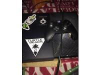 Xbox one elite 1tb with elite controller
