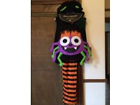 Kids Halloween costume little spider fancy dress age 3 to 4 years / 3-