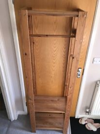 Solid Pine Tall Unit Frame