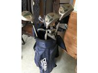 Ladies Donnay golf set very good condition