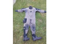 O Three Drysuit for sale